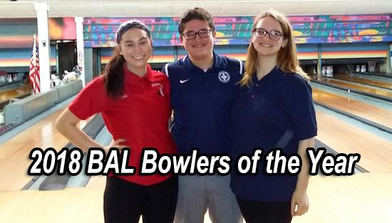 "<span style=""overflow: hidden; float: left; width: 360px;"">Gabrielle Quici (Bristol), John Schrenk (Holy Ghost Prep) & Brynne Brown (Morrisville) were named 2018 Bowlers of the Year.